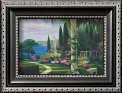 Seaside Villa by Egidio Antonaccio Pricing Limited Edition Print image