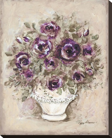 Lavender Blossoms Ll by Peggy Abrams Pricing Limited Edition Print image