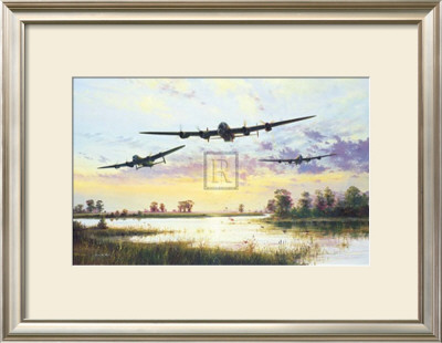 Dam Busters Setting Off by Simon Atack Pricing Limited Edition Print image