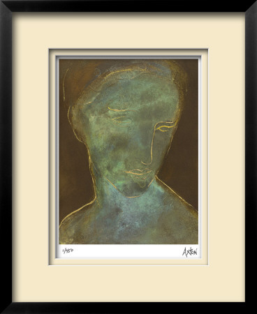 Countenance I by Joe Axton Pricing Limited Edition Print image