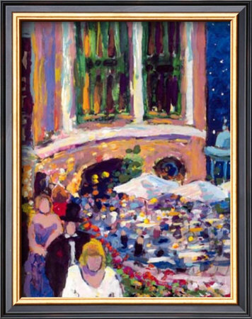 Parfum Du Capitole Ii by Guy Begin Pricing Limited Edition Print image