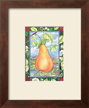 Bosc Pears by Paul Brent Pricing Limited Edition Print image