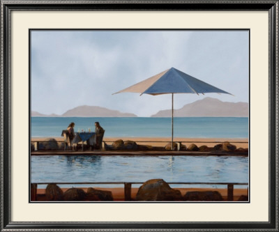 Honeymoon Escape I by Tom Butler Pricing Limited Edition Print image