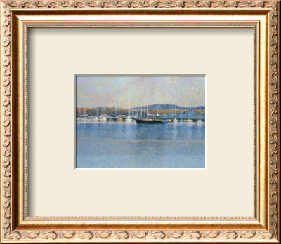 En Rade De Toulon by Andre Bourrie Pricing Limited Edition Print image