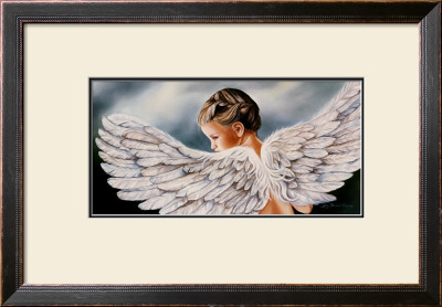 Angelic Innocence by Gay Talbott Boassy Pricing Limited Edition Print image