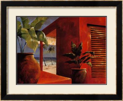 Cabana Ii by Steve Butler Pricing Limited Edition Print image
