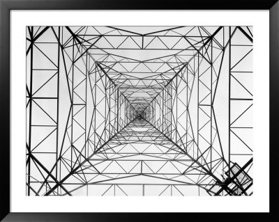 Wor Radio Transmitting Tower by Margaret Bourke-White Pricing Limited Edition Print image