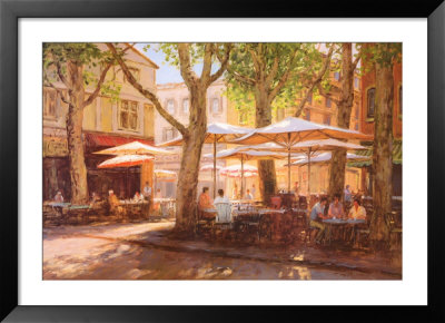 Summer In Provence by George W. Bates Pricing Limited Edition Print image