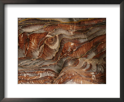 Waves Of Natural Color Drift Through A Sandstone Rock Face by Annie Griffiths Belt Pricing Limited Edition Print image