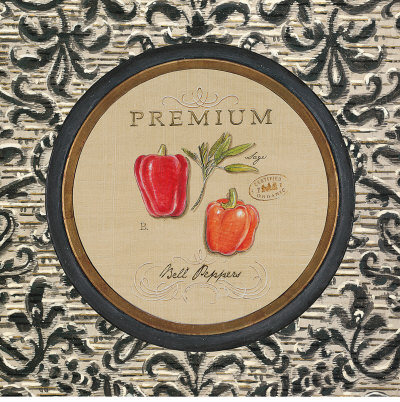 Premium Peppers by Chad Barrett Pricing Limited Edition Print image