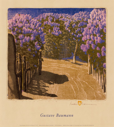 Lilac Year by Gustave Baumann Pricing Limited Edition Print image