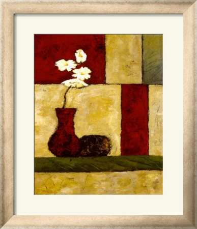 Orchid Panel Ii by Judi Bagnato Pricing Limited Edition Print image