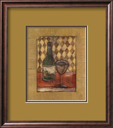A Fine Wine I by Rebecca Burton Pricing Limited Edition Print image