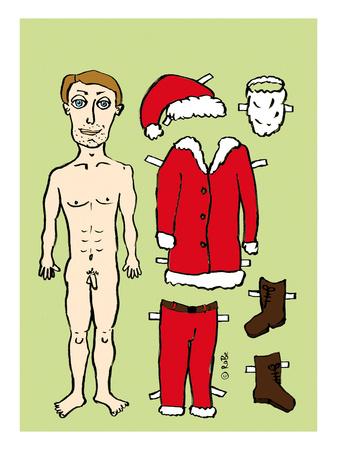Weihnachten Anziehw by Roberta Bergmann Pricing Limited Edition Print image