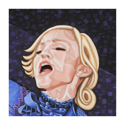Madonna by Ingrid Black Pricing Limited Edition Print image