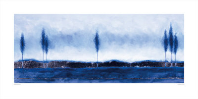 Southern Trees by Richard Barrett Pricing Limited Edition Print image