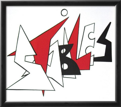 Stabiles, 1963 by Alexander Calder Pricing Limited Edition Print image