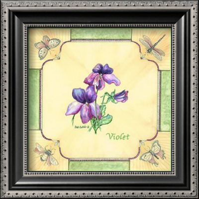 Violet by Deb Collins Pricing Limited Edition Print image