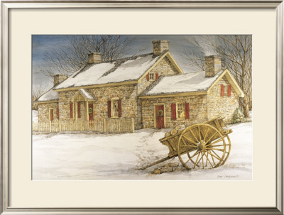 Yule Log by Dan Campanelli Pricing Limited Edition Print image