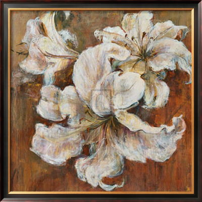 Gilded Lilies by Liv Carson Pricing Limited Edition Print image