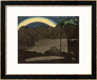 Nocturnal Rainbow by Gordon Craig Pricing Limited Edition Print image