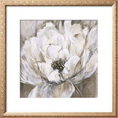 Peonies Blanche I by Liv Carson Pricing Limited Edition Print image
