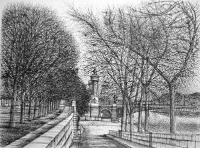 Paris Pont Alexandre Iii by Jean Carzou Pricing Limited Edition Print image