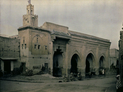 Ruins Of A Palace In Marrakech, Marocco by Henrie Chouanard Pricing Limited Edition Print image