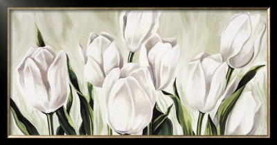 Tulipani Bianchi by L. Corrandini Pricing Limited Edition Print image
