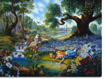 Alices Magical by Tom Dubois Pricing Limited Edition Print image