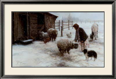 An April Storm by Robert Duncan Pricing Limited Edition Print image