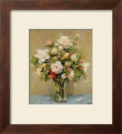 Le Bouquet De Corinne by Marcel Dyf Pricing Limited Edition Print image