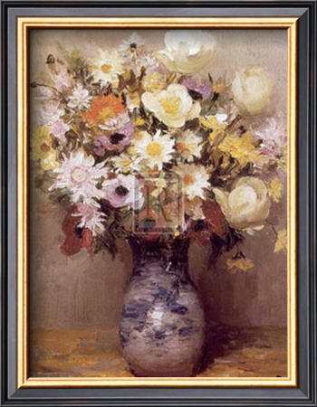 Fleurs I by Marcel Dyf Pricing Limited Edition Print image