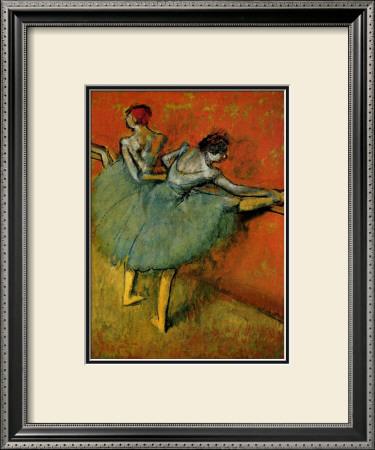 Tanzerinnen An Der Stange Ballerina by Edgar Degas Pricing Limited Edition Print image