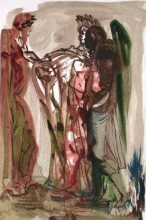 Dc Purgatoire 11 - Les Orgueilleux by Salvador Dalí Pricing Limited Edition Print image
