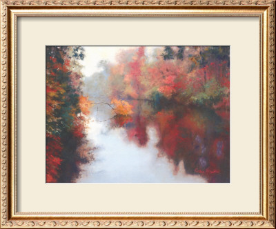 Branch On The Charles by Esther Engelman Pricing Limited Edition Print image
