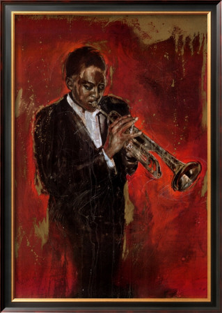 Jazz I by Elena Pricing Limited Edition Print image