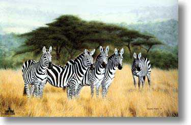 Undivided Attention by Charles Frace' Pricing Limited Edition Print image