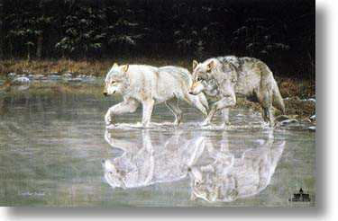 Companions by Charles Frace' Pricing Limited Edition Print image
