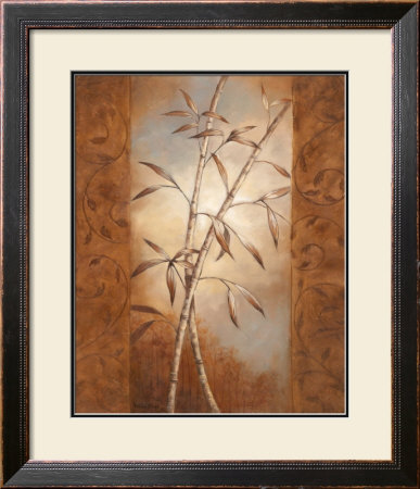 Bamboo Vignette I by Vivian Flasch Pricing Limited Edition Print image