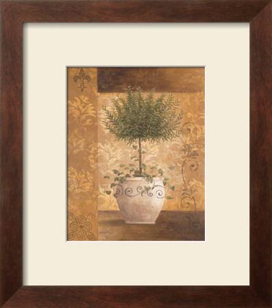 Topiary I by Vivian Flasch Pricing Limited Edition Print image