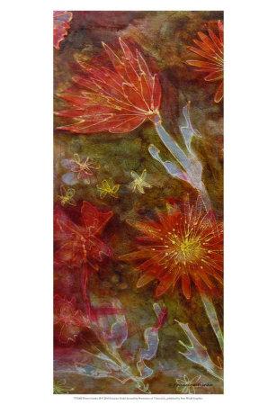 Flower Garden Ii by Francine Funke Pricing Limited Edition Print image