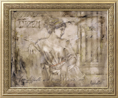 Nydia by Richard Franklin Pricing Limited Edition Print image
