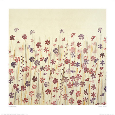 Summer Bloom by Simon Fairless Pricing Limited Edition Print image