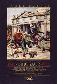 Dinosaur by James Gurney Pricing Limited Edition Print image