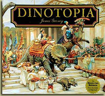 Dinotopia Bk by James Gurney Pricing Limited Edition Print image