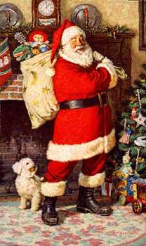 Santa Claus by James Gurney Pricing Limited Edition Print image