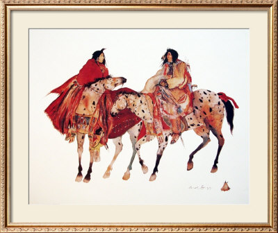 The Meeting by Carol Grigg Pricing Limited Edition Print image