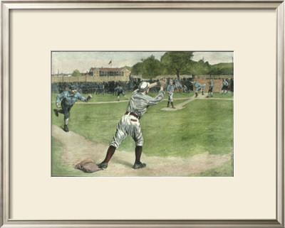 Thrown Out On 2Nd, 1887 by Gilbert Gaul Pricing Limited Edition Print image