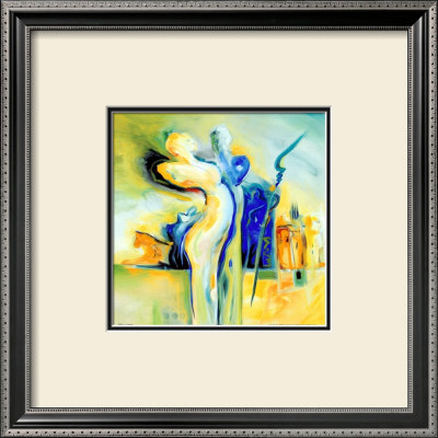 Romance In An Exotic Place by Alfred Gockel Pricing Limited Edition Print image